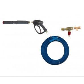 Kit generador espuma lavado de coches para montar en hidrolimpiadora
