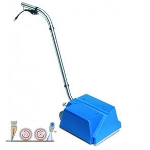 Boquilla motorizada para limpieza de moquetas y suelos
