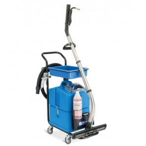 Máquina limpieza superficies verticales, sanitarios y suelos