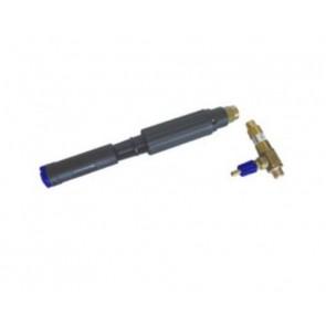 Lanza espuma con aspiración externa con caudal hasta 25 l/m.