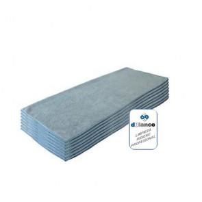Bayeta microfibra azul grande para secado y techos de coches pack 5 unidades