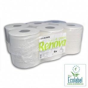 Bobina secamanos ecológica pack 6 unidades