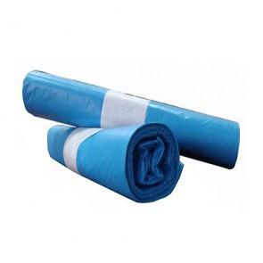 Bolsa basura 84x105 azul