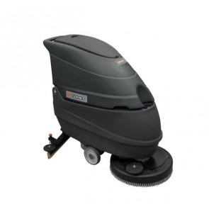 Fregadora secadora de suelos con cargador externo y baterias