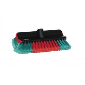Cepillo con angulo lavado de vehículos