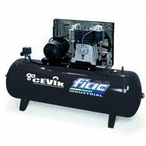 Compresor 270 litros 5.5 CV por correas