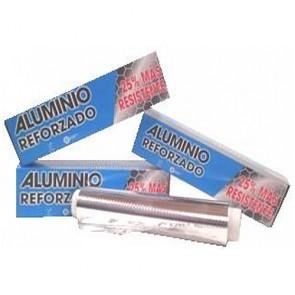 Rollo papel aluminio uso alimentario