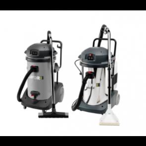 Kit maquinas de aspiración y limpieza de tapicerias profesional