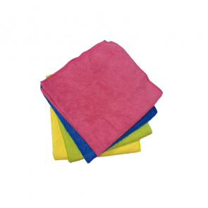 Paño microfibra lavado ecológico. pack 12 u.