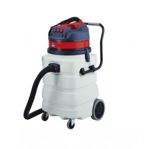 Aspirador capacidad 90 litros (3 motores)