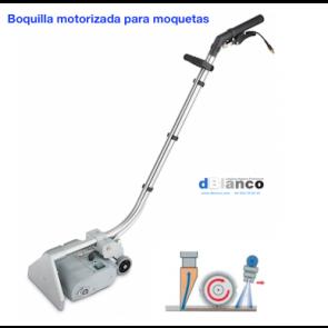 Boquilla motorizada para moquetas. Confirmar plazo entrega