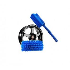 Cepillo limpieza de llantas y ruedas