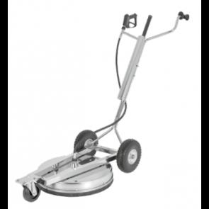 Limpiapavimentos con ruedas neumaticas