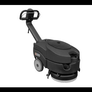 Fregadora de fácil manejo para limpieza de aéreas pequeñas.