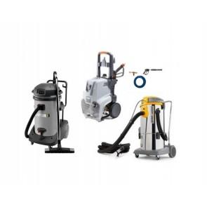 Kit maquinaria profesional para lavadero manual con espuma