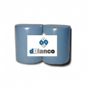 Bobina azul secado 3 capas pack 2 unidades