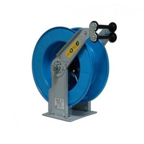 Enrollador de manguera para hidrolimpiadora