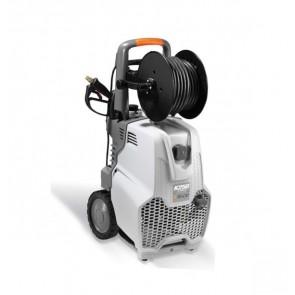 Equipo de espumado y aclarado para aplicaciones de limpieza industrial