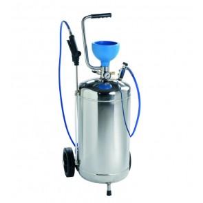 Espumógeno inox de 40 litros para limpieza de superficies