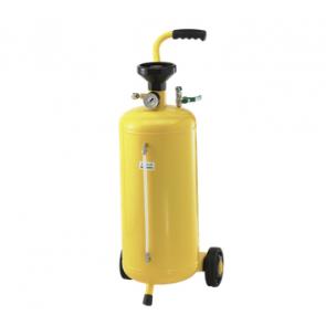 Generador de espuma activa para limpieza de superficies