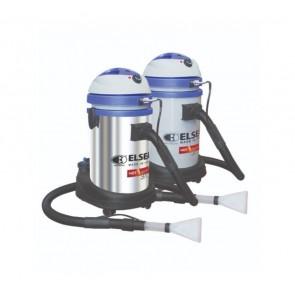 limpiatapizados profesional con inyección de agua caliente y aspiración