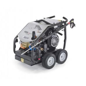 limpiador autónomo alta presión y rendimiento a gas oil en agua fria