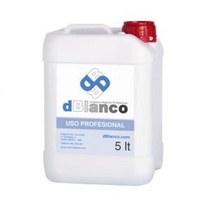 Desengrasante desincrustante ácido espumante para limpieza alimentaria