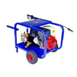 Hidrolimpiadora de gasolina móvil con boquilla giratoria