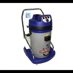 limpiatapizados profesional agua caliente y doble aspiración