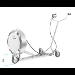 Limpiador de bajos y laterales de vehiculos.Confirmar plazo entrega