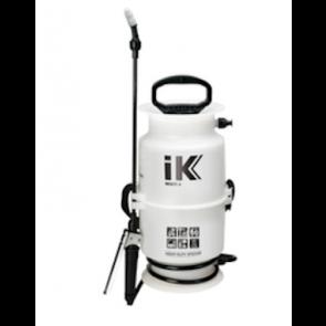 Pulverizador industrial limpiezas acidas y con disolventes.