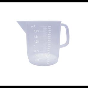 Jarra vertedora para dosificación de productos de 2 litros