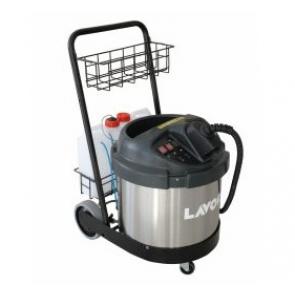 Generador de vapor para limpiezas.