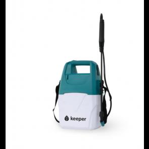 Pulverizador eléctrico al hombro para líquidos y desinfección