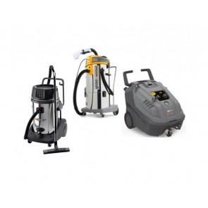 Kit máquinas lavadero manual monofásico de alto rendimiento