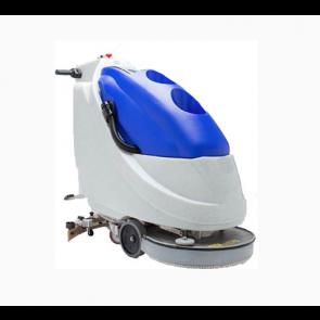 Lavapavimentos autónoma con tracción a baterias