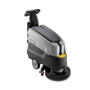 Limpiadora secadora de suelos con baterias y cargador