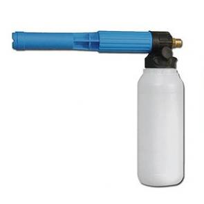 Proyección de espuma activa para lavado de coches y camiones