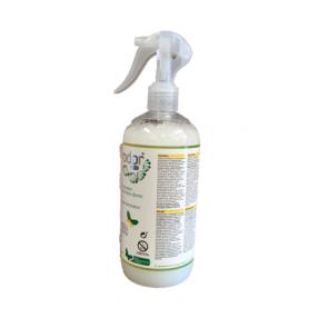 Producto para eliminar y prevenir malos olores en tapizados y locales