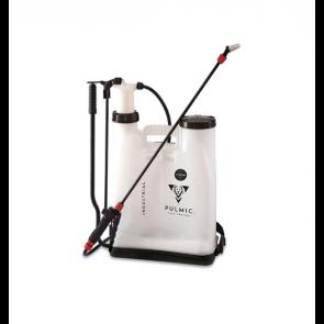Pulverizador industrial de mochila para limpieza y desinfección