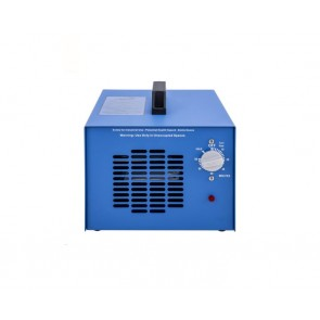 Generador de ozono con lámpara rayos UV para interior de vehiculos