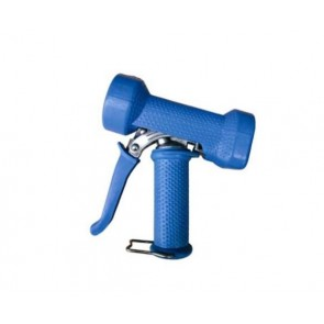 Pistola profesional Inox de aspersión a baja presión agua caliente.