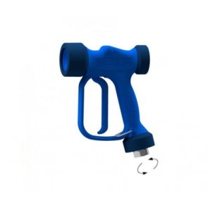 Pistola de lavado a baja presión para uso alimentario