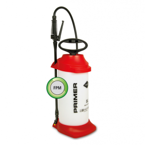 Pulverizador industrial con presión previa