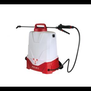 Pulverizador mochila autónomo para desinfección y limpieza