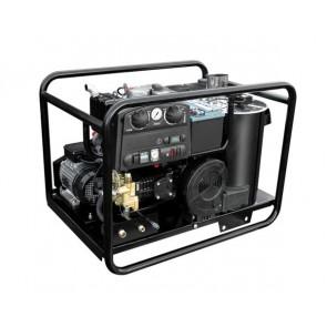 Hidrolimpiadora autónoma de agua caliente